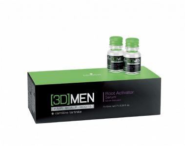 Schwarzkopf 3D Men Activating Serum Shot 10ml